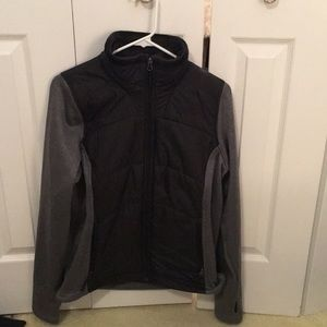 North Face Jackets & Coats - Northface grey & black jacket sz M 56656